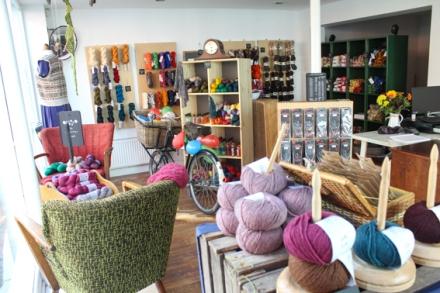 Yarn & Knitting Brighton
