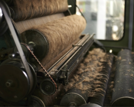Carding at The Natural Fibre Company Mill_Copyright Blacker Yarns (2)