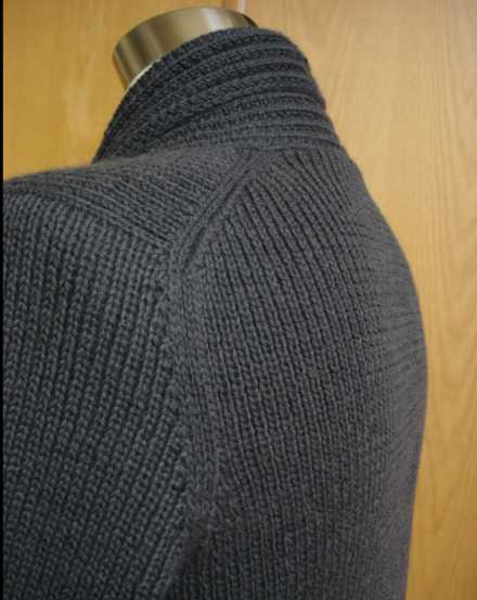 Gauginator's ESS ( European Shoulder Seam)