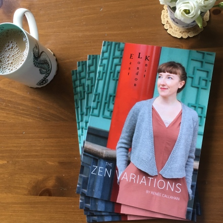 Zen Variations knitting patterns